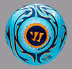 Skreamer Clone Ball, White with Blue Radiance & Insignia Blue