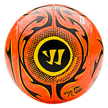 Skreamer Mini Ball, Orange with Ebony & Cyber Yellow