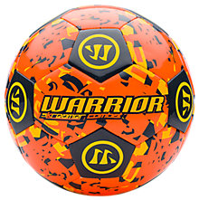Skreamer Combat Ball, Orange Flash with Ebony & Cyber Yellow