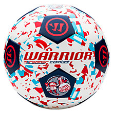Skreamer Combat Ball, White with Navy & Red