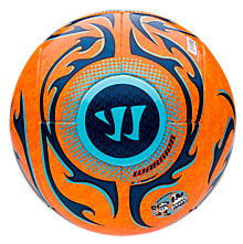 Skreamer Futsal Ball, Orange with Blue & Blue