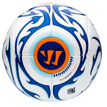 Skreamer Match Ball, White with Blue Radiance & Insignia Blue