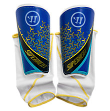 Superheat Sentry Shinguard, Blue with Navy & Yellow