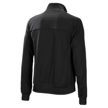 Corp Track Jacket, Black