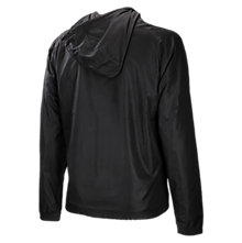 Poly Track Jacket, Black