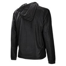 Poly Track Jacket, Black