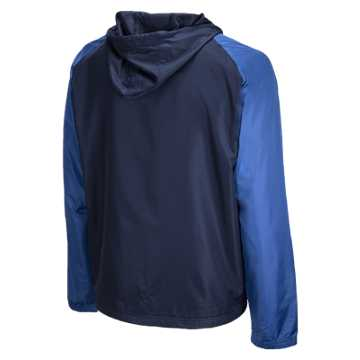 Poly Track Jacket, Royal Blue