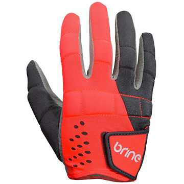 Dynasty Glove, Red with Black