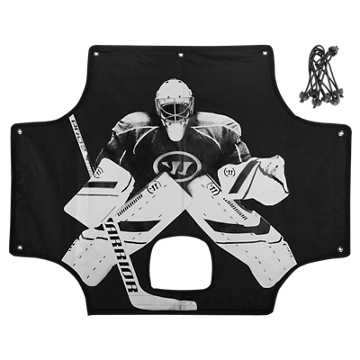"54"" Hockey Shooter, Black"