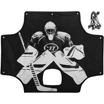 "72"" Hockey Shooter, Black"