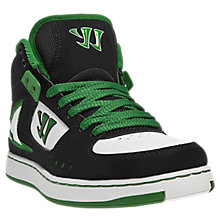 Youth Hound Dog Jr., Black with Green