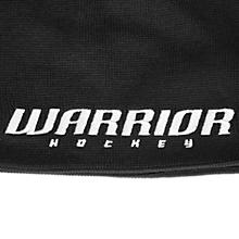 Hockey Beanie, Black with White