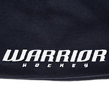 Hockey Beanie, Navy with White