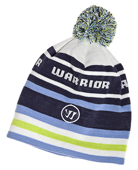Rec Department Beanie, Blue with White & Green