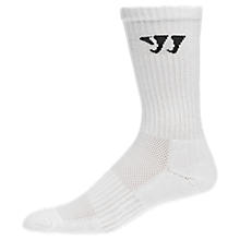 Crew Socks (3 Pack), White