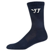 Crew Socks (Single), Navy