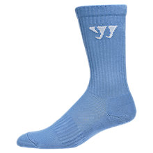 Crew Socks (Single), Carolina Blue