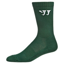 Crew Socks (Single), Team Dark Green