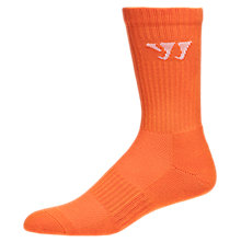 Crew Socks (Single), Orange