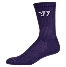 Crew Socks (Single), Team Purple