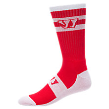 Warrior Crew Stripe, Red