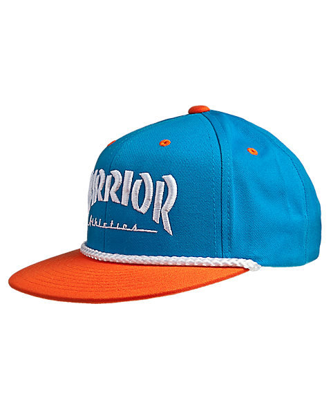 Youth Athletics Hat, Kinetic Blue