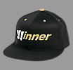Winner Hat, Black