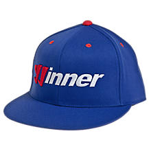 Winner Hat, Blue