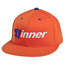 Winner Hat, Orange