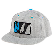 Playerz Flat Brim, Athletic Grey