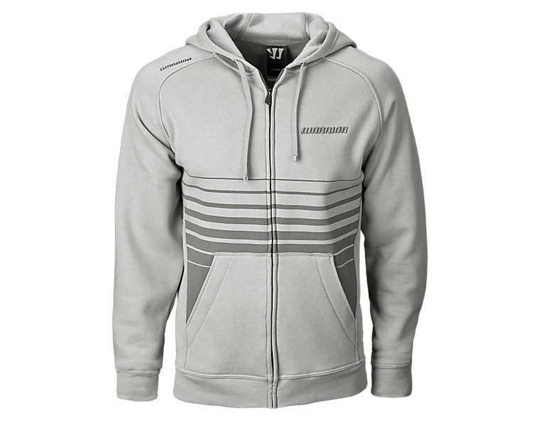 Essential Full Zip Hoodie, Alloy