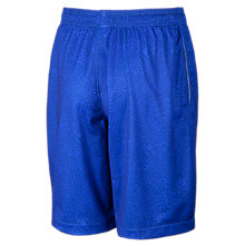Youth Champ Short, Blue