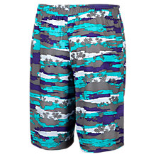 Youth Hawaiian Short, Blue