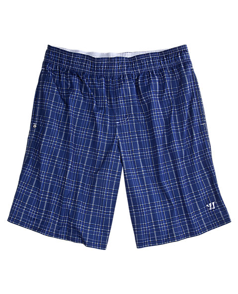 Caddishack Short, Blue with Black