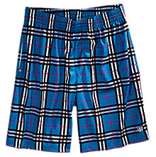 Broberry Short, Kinetic Blue