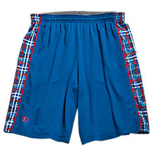 Ain't So Aztec Short, Royal Blue