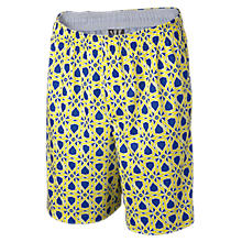 Barbwire Short, Blue
