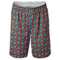 Barbwire Short, Kinetic Blue