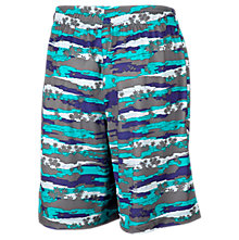 Hawaiian Short, Blue