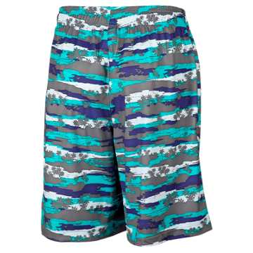 Hawaiian Short, Blue Atoll