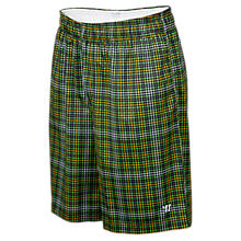 Houndsplaid Short, Jazz Green