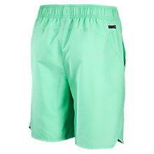 Burn Short, Green