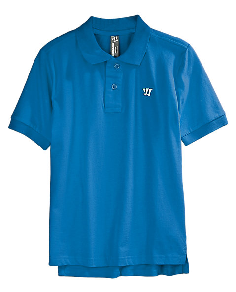 Youth Heritage Polo, Classic Blue