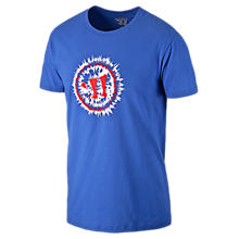 Youth Static W Tee, Dazzling Blue