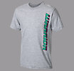 Youth Rad Tee, Athletic Grey