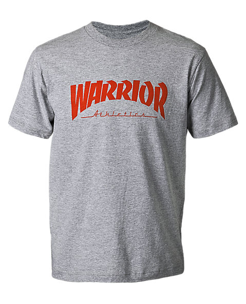 Youth Athletics Tee, Athletic Grey
