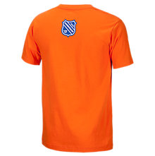 Youth Frontier Tee, Orange