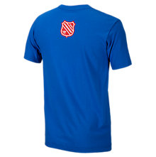Youth Ladder Tee, Blue