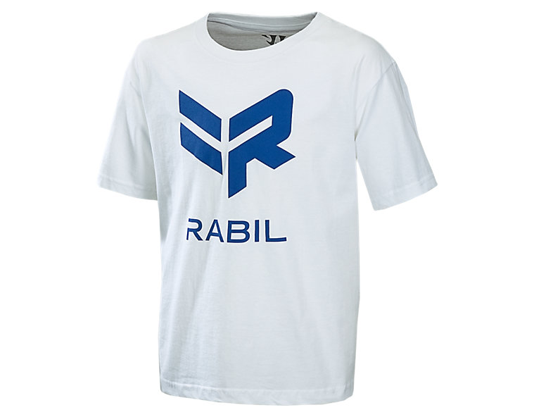 Youth Rabil Tee, White