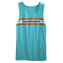 Stripe Tank, Teal